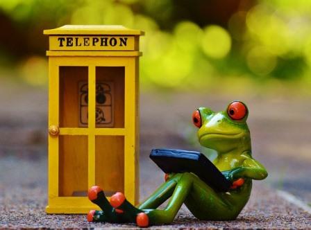 שיפור יצירת קשר טלפוני